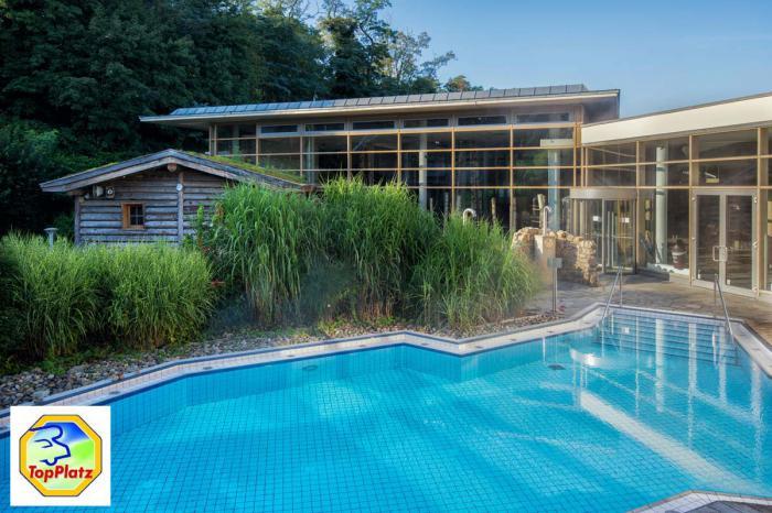 wohnmobilstellplatz am calypso bade sauna wellnessparadies saarbr cken tourismus. Black Bedroom Furniture Sets. Home Design Ideas