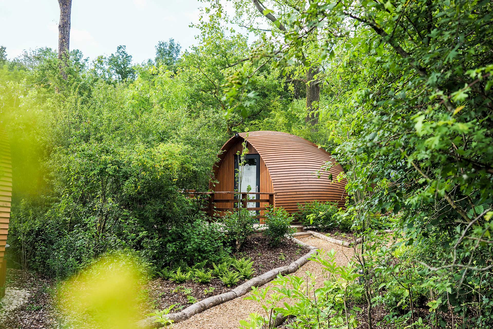 Out Of Office Glamping
